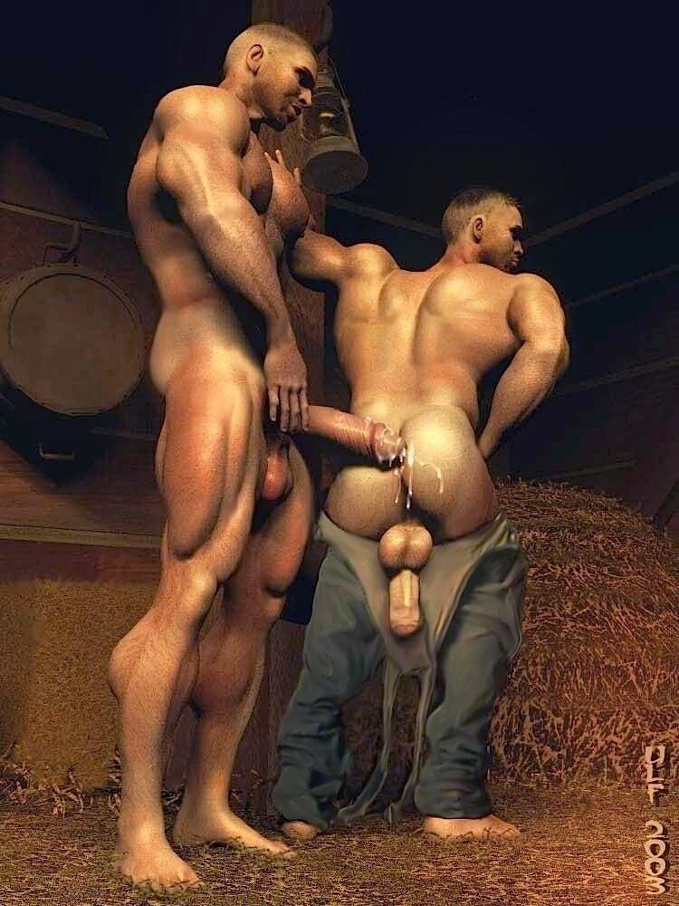 gay sex black two dicks in ass