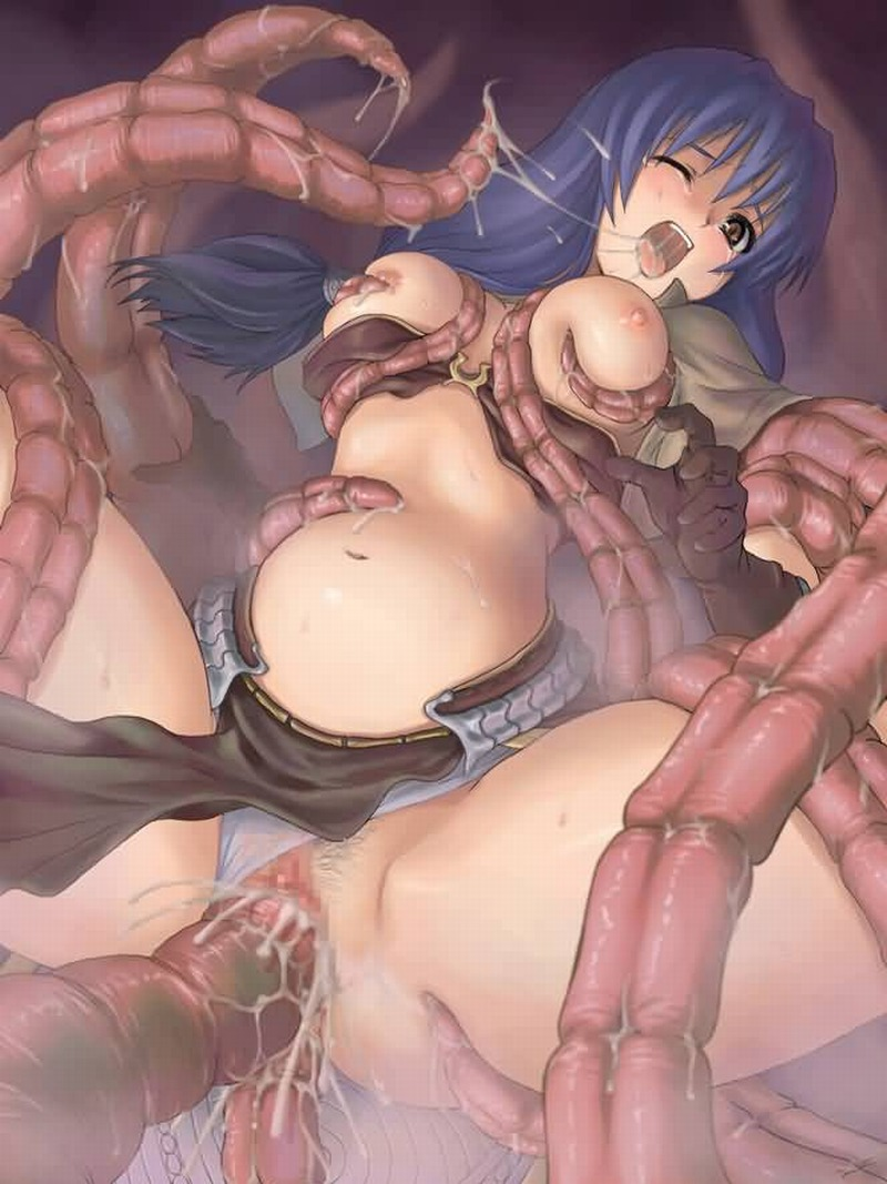 Hentai monster xxx story porn gallery