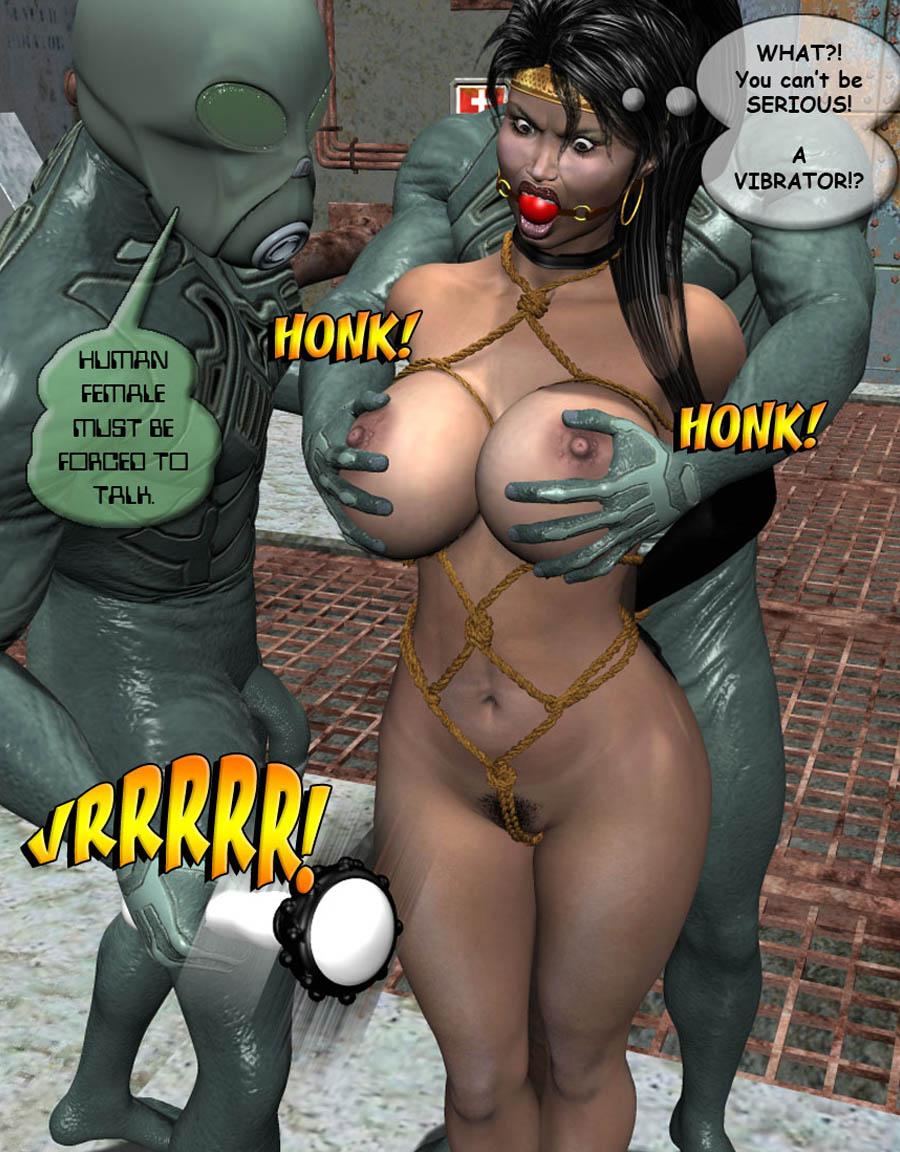 3D Comics