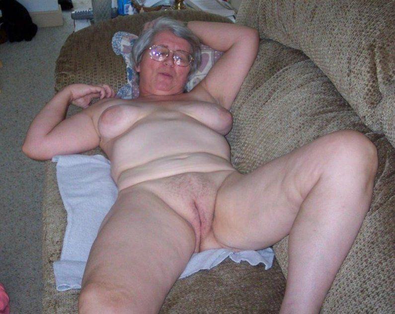 голые бабушки любитель фото