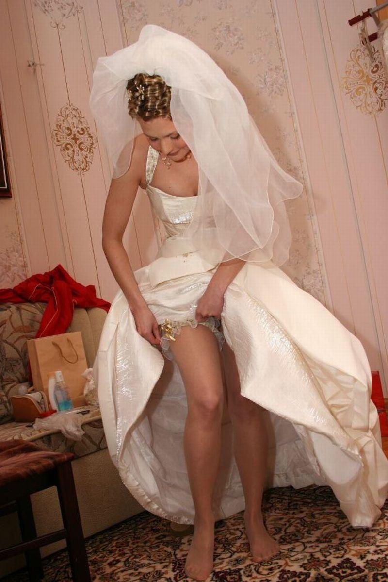 Что у невест под платьем   perdospro