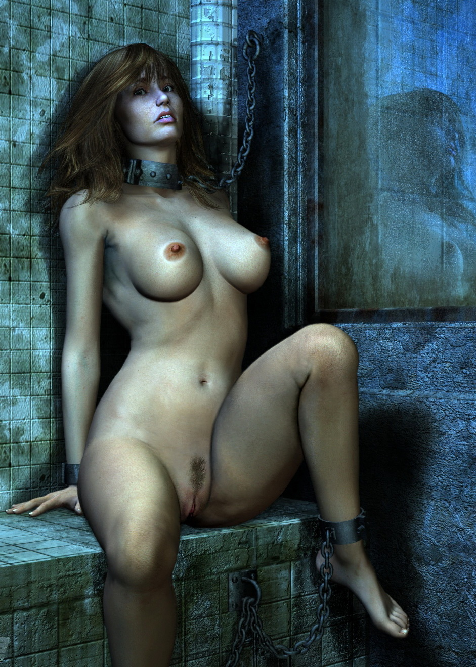 Nude female torture porno comics