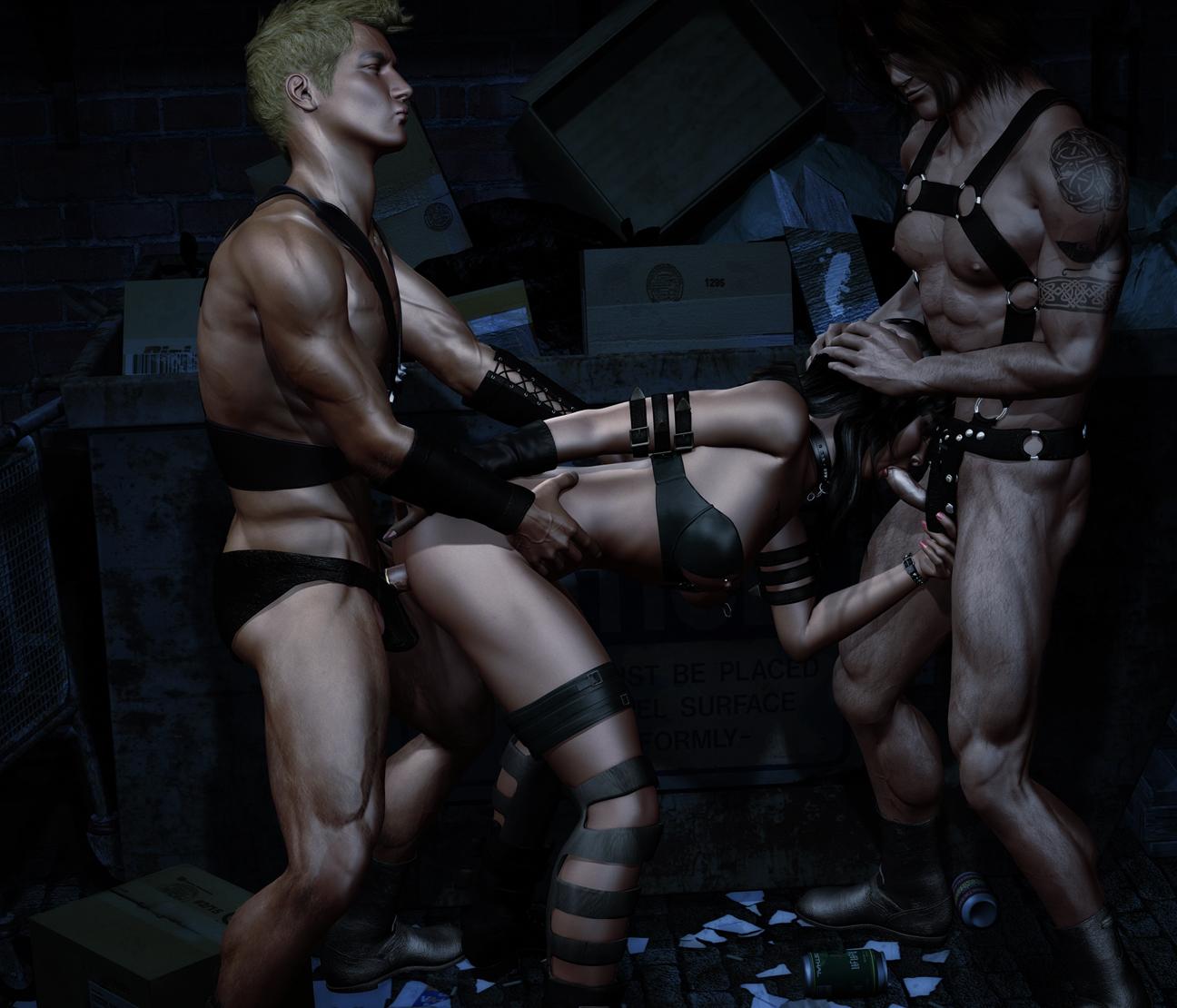 Садо мазо порно мульты в 3д 15 фотография