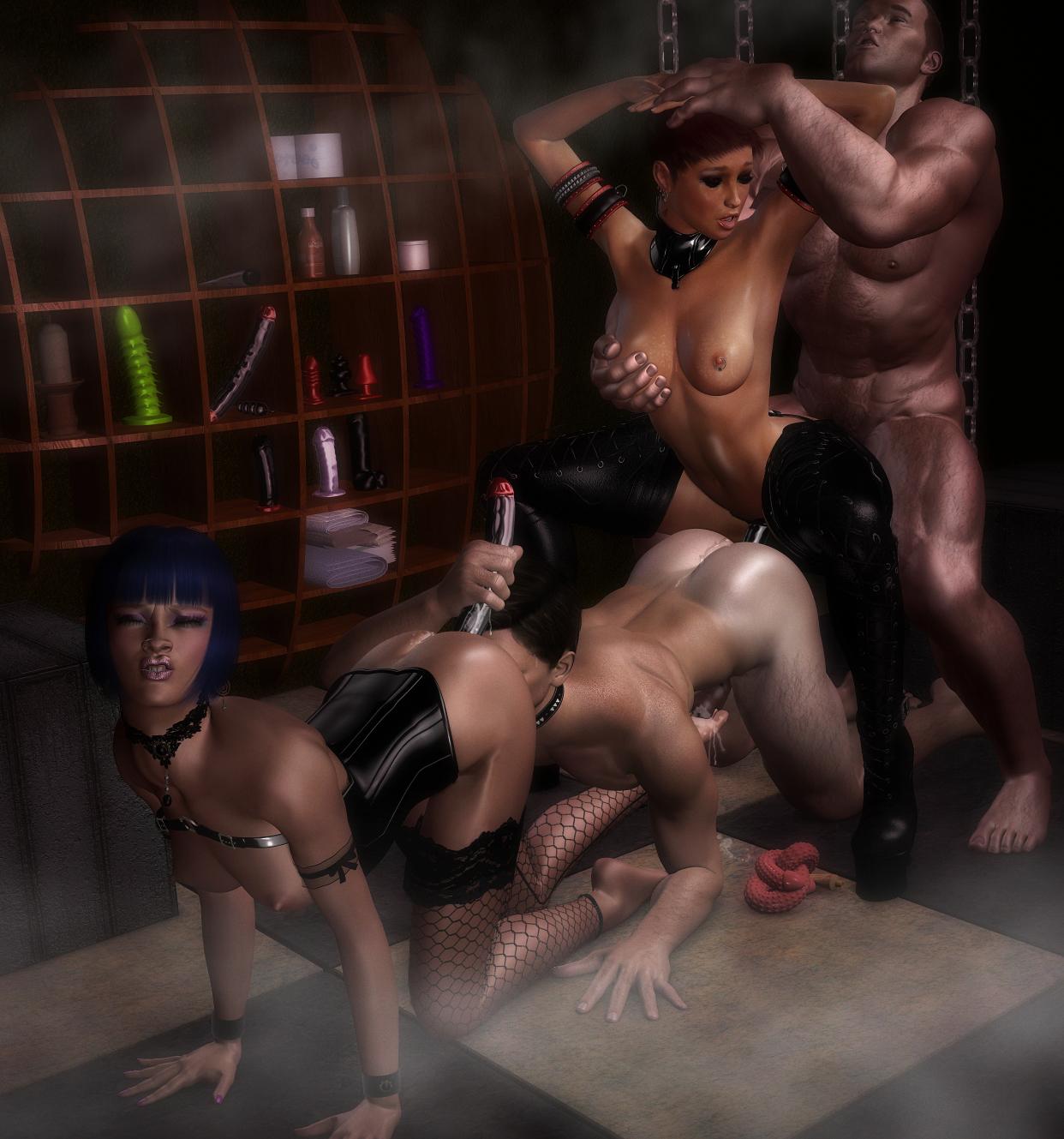 Hardcore dark fantasy pics xxx toons