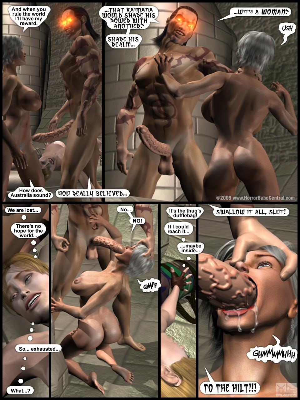 Секс атлантиды комиксы 1 фотография