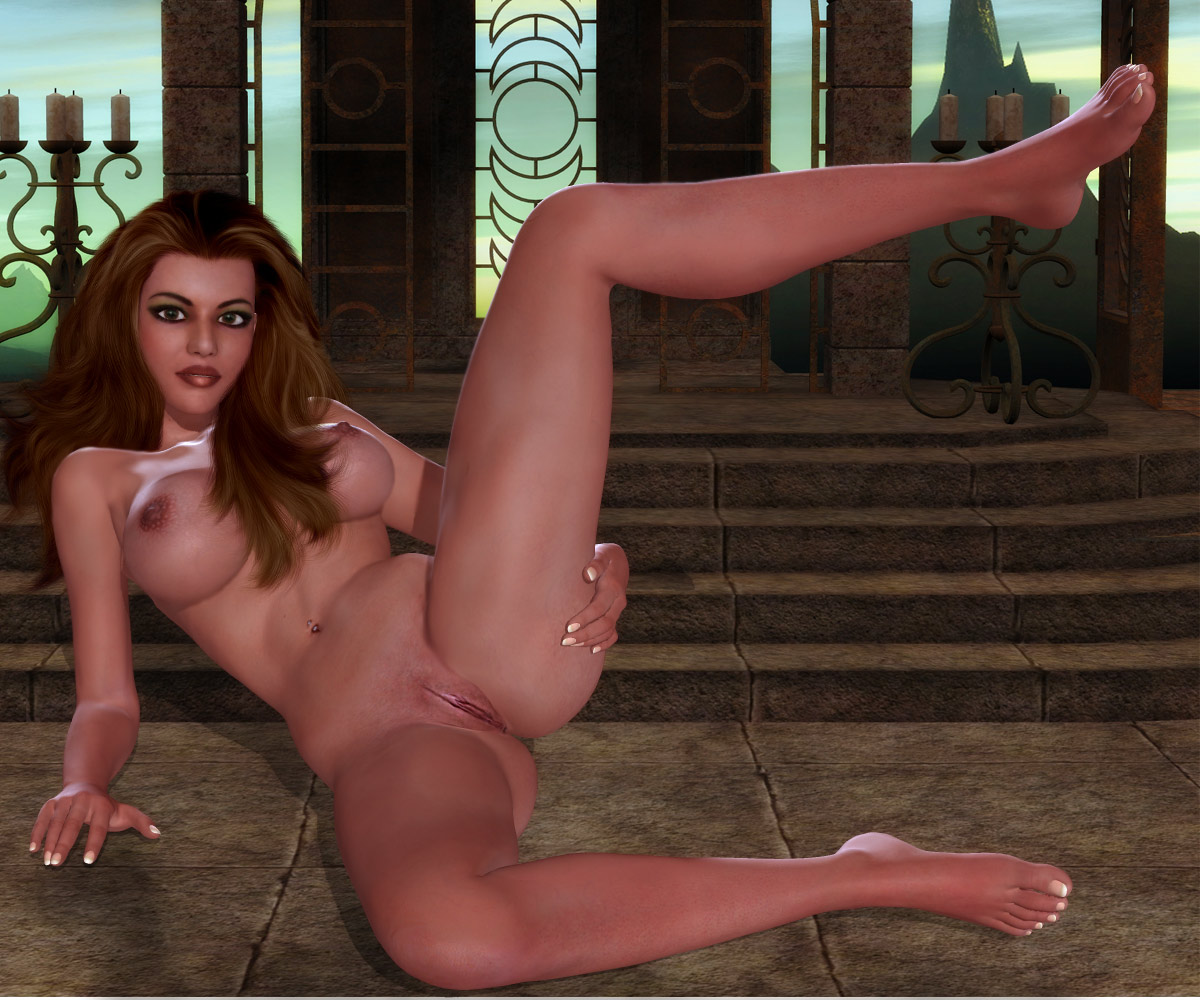 3d animated babes gallery xxx picture