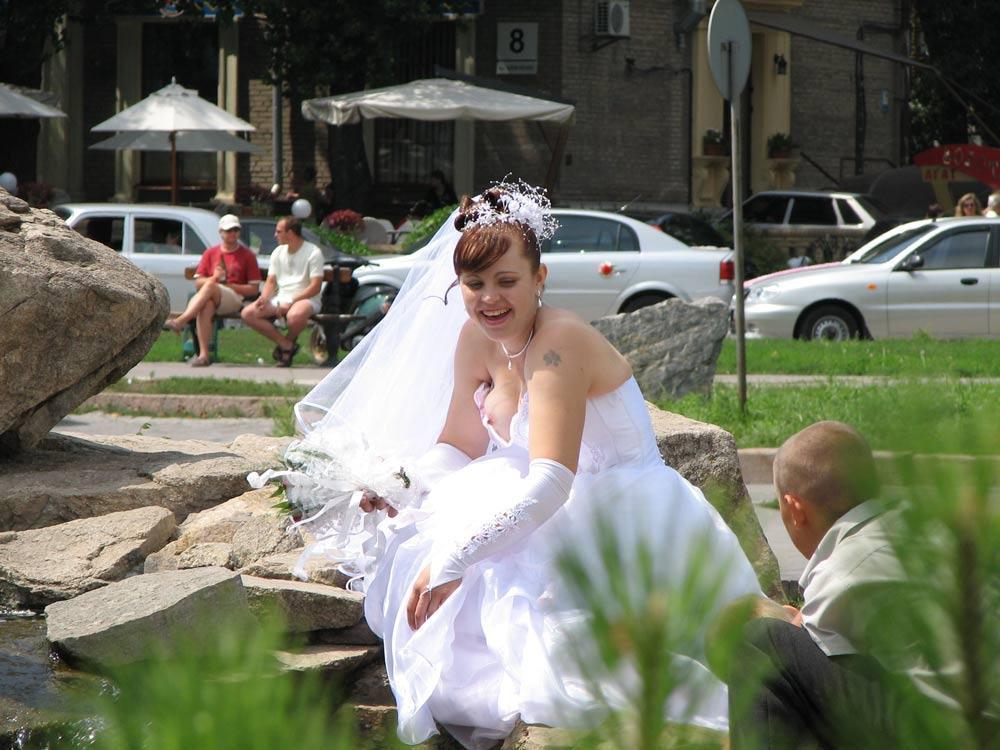Фото невест казусы 23 фотография