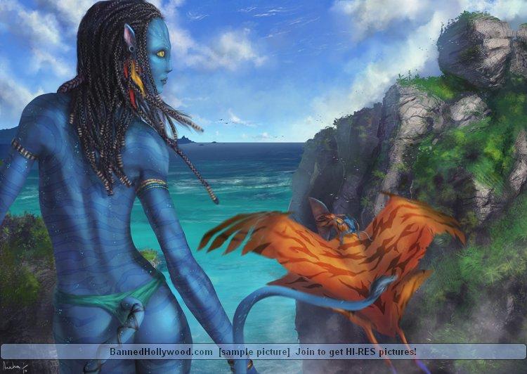 Avatar Los Azules hentai