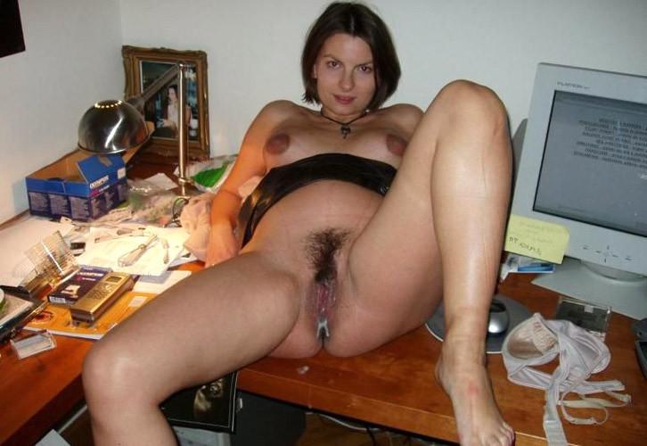 Частное порно фото женщин в сперме