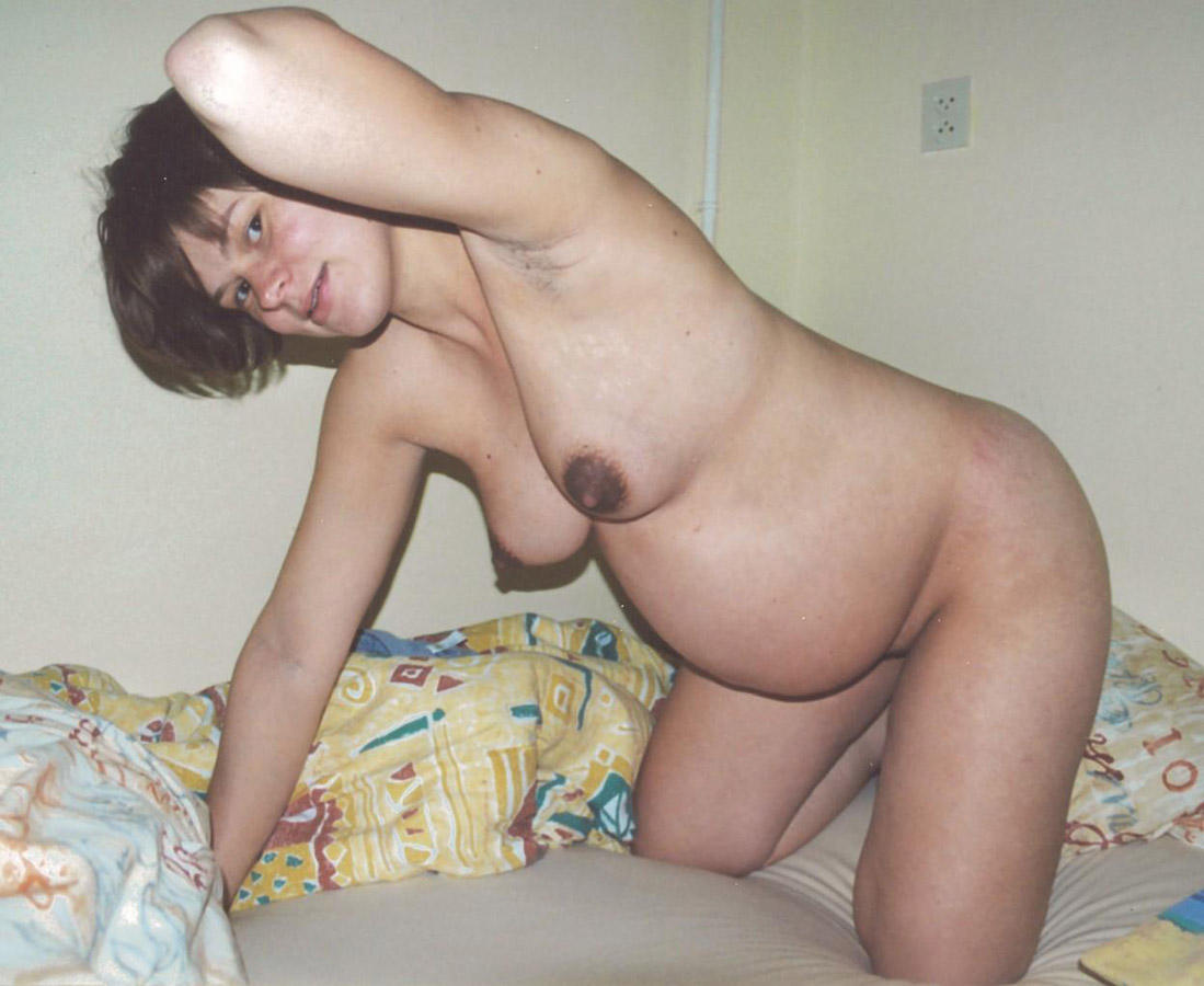 brunette takes black cock in pussy and ass