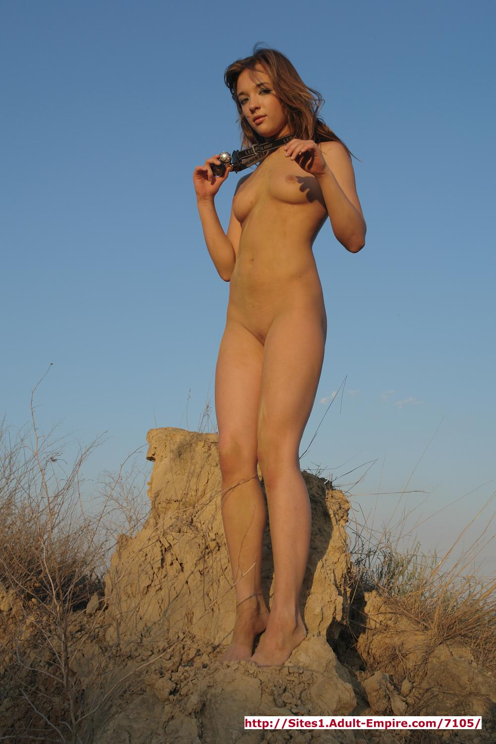 Now I'm into posing (especially nude ;) maybe I am exhibitionist a bit ...