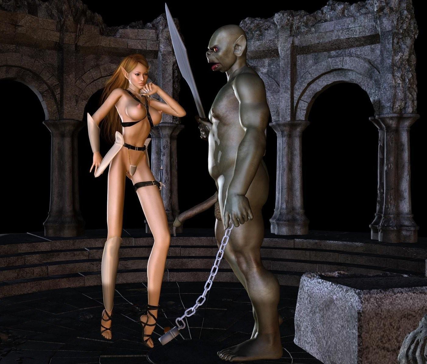 Troll princess elf porn pic fucks pic