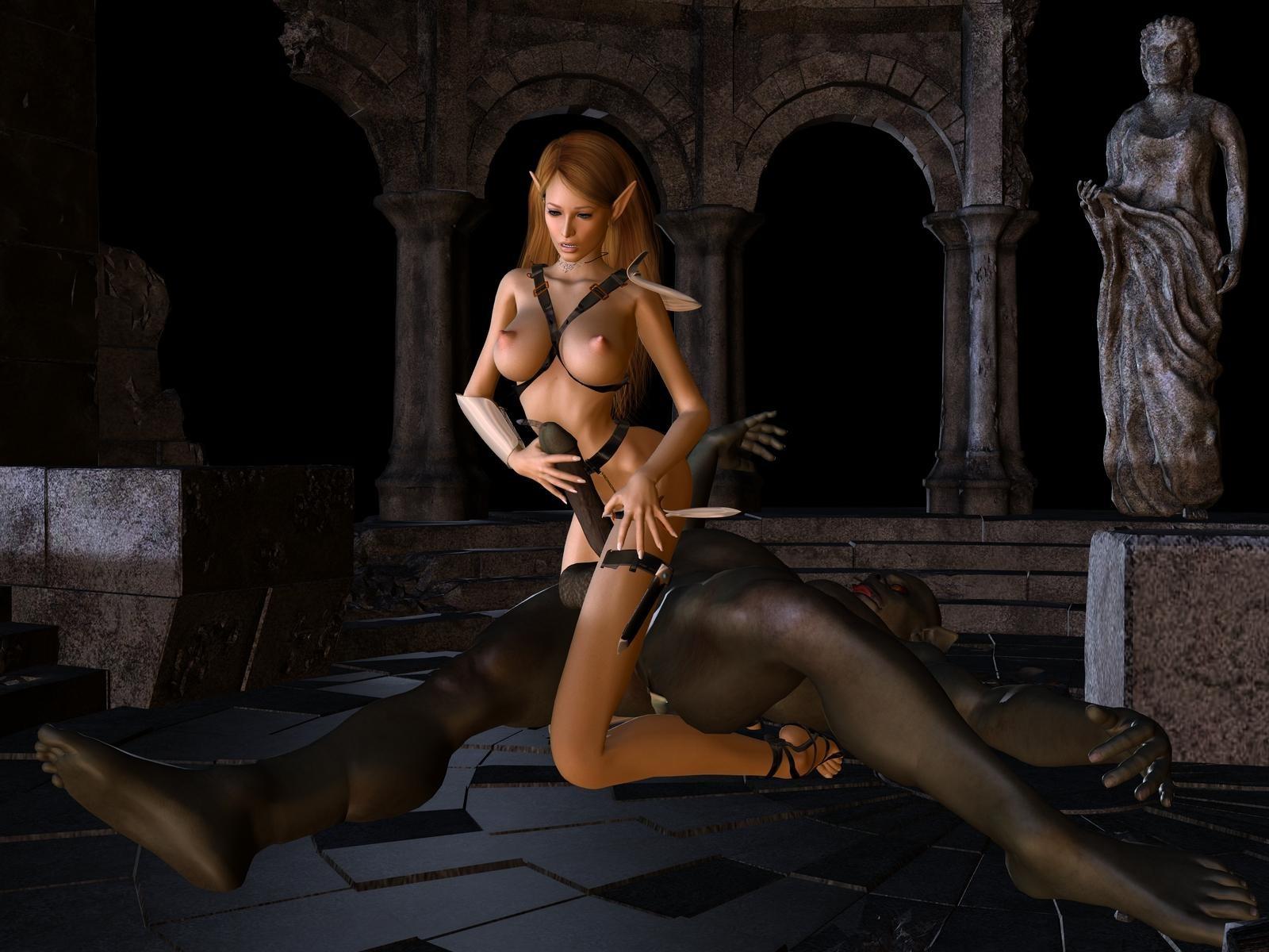 Monster fuks elf abus porn adult galleries