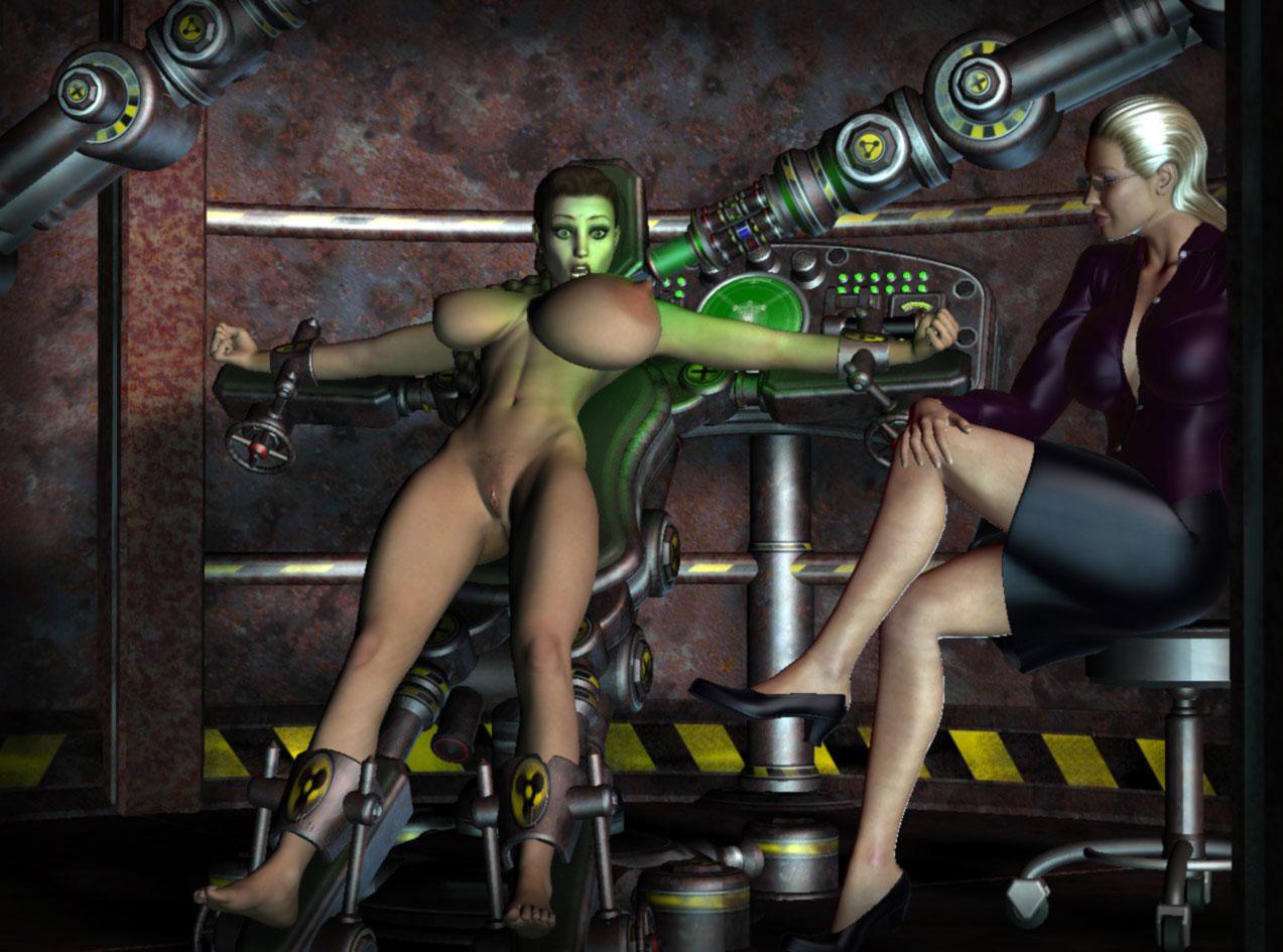 Monster robot ass fucking girl xxx tube