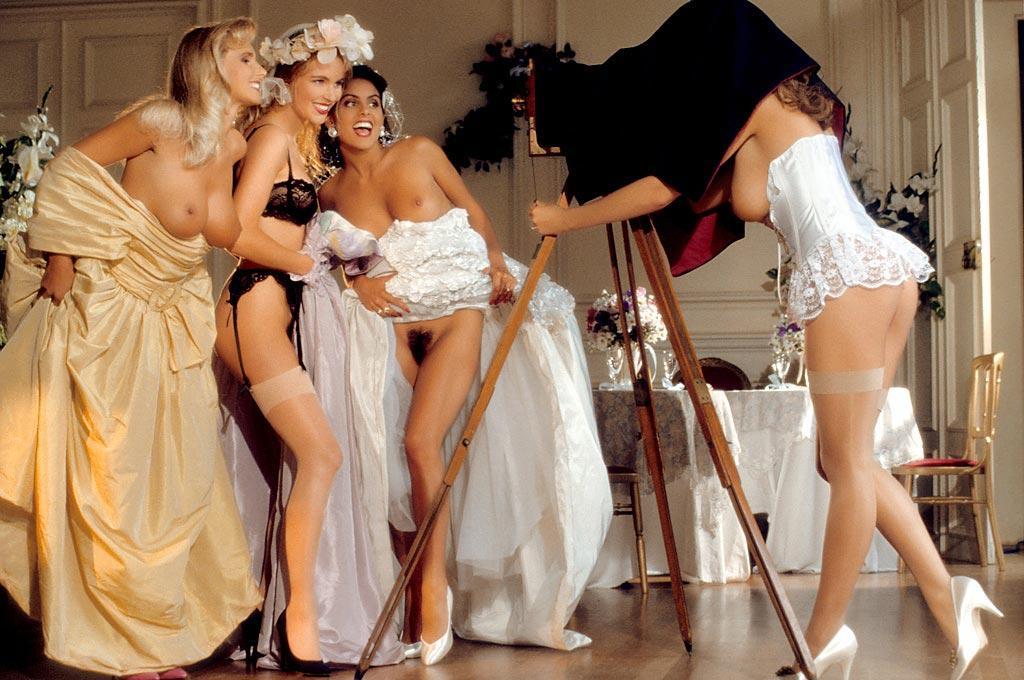 эротика невесты фото