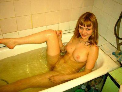 hora de pegarse un bañito